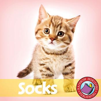 Socks (Novel Study) Gr. 3-4