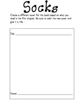 Socks- Comprehension Packet
