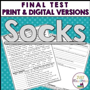 Socks Final Test