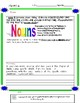 Socks Novel Unit with Literary and Grammar Activities