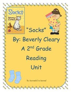 Socks Reading Unit