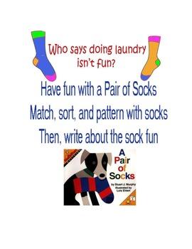 Socks, Socks, Wonderful Socks
