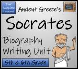 Socrates - 5th & 6th Grade Biography Writing Activity