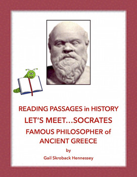 Socrates! Famous Philosopher of Ancient Greece