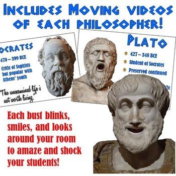 Socrates, Plato, & Aristotle Lesson