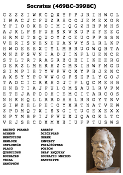 Socrates Word Search