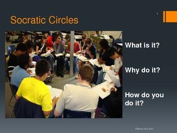Socratic Circle: Revenge and Forgiveness