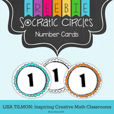 Socratic Circles Number Cards