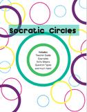 Socratic Circles/Seminars for Secondary Classrooms (6-12)