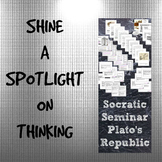 Socratic Seminar critical thinking - high school, college, university