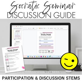 Socratic Seminar Accountability Talk Guide