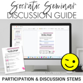 Socratic Seminar Accountability Talk Guide