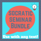 Socratic Seminar Bundle: Introduction, Instructions, Quest