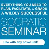 Socratic Seminar Bundle: Plan, facilitate, & grade awesome