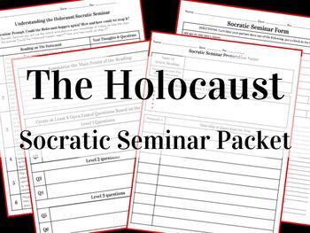 Socratic Seminar: Could The Holocaust Happen Today?