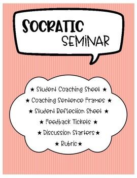 Socratic Seminar Forms (Fishbowl)