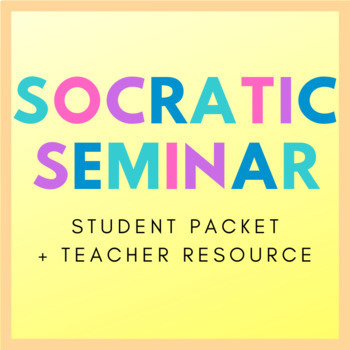 Free worksheets library download and print worksheets for Socratic seminar lesson plan template