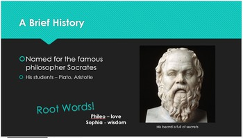 Socratic Seminar - Introduction PowerPoint