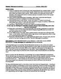 Socratic Seminar Material - George Washington