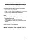 Socratic Seminar Post Discussion