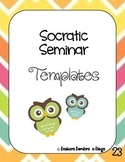 Poster Pack - Socratic Seminar