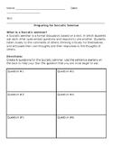 Socratic Seminar Preparation Packet