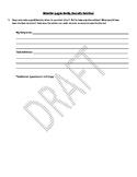 Socratic Seminar Questions- Wonder RJ Palacio Pages 81-185