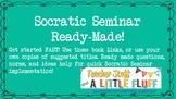Virtual Classroom: Socratic Seminar Ready-Made!
