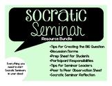 Socratic Seminar Resource Bundle