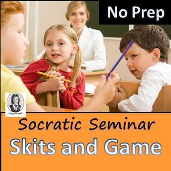 Socratic Seminar Skits and Game