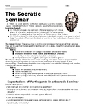 Socratic Seminar for Any Topic!