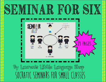 Socratic Seminar for Small Classes