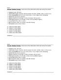 Socratic Seminar (generic) Scoring Guide - Rubric (Student