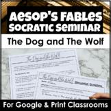Socratic Seminar on Aesop's Fables