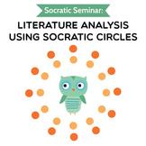 Socratic Seminar Lesson Plan (9-12): Literature Analysis Using Socratic Circles