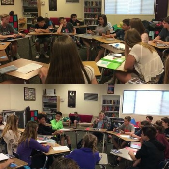 Socratic Seminars: Promoting Discussion Within the Classroom