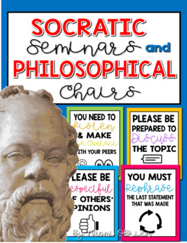 Socratic Seminars and Philosophical Chairs