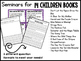 Discussion cards for Early Elementary Picture Books- Intro to Socratic Seminars