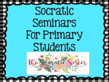 Socratic Seminars for Younger Elementary Students