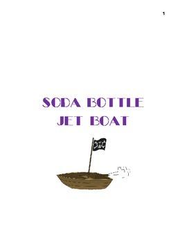 Soda Bottle Jet Boat