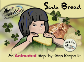 Soda Bread - Animated Step-by-Step Recipe