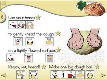 Soda Bread - Animated Step-by-Step Recipe - SymbolStix