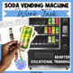 Soda Can Stocking- A Work Task for Vocational Prep in Auti