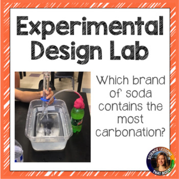 Experimental Design Lab- How much carbonation?