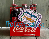 Soda-Lighted Gift Tags for Students