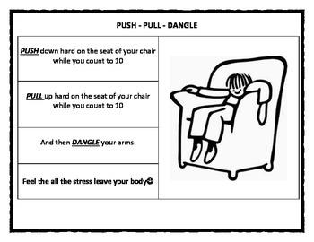 Soda Pop Head - Push Pull Dangle Anger Management Stress T