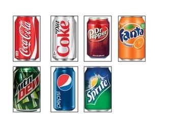 Soda Sort: Vocational Task/Task Box