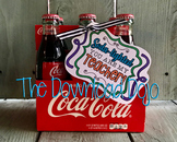 Soda-lighted Gift Tags for Teachers