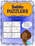 Sudoku Puzzlers