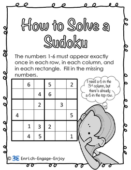Sudoku Puzzlers